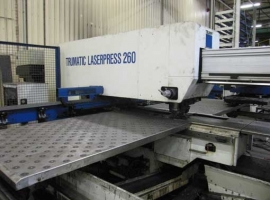 Punch / Laser TRUMPF  (USED)