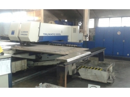 Punch / Laser TRUMPF TC 600L (USED)