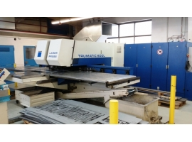 Punch / Laser TRUMPF TC 600L -1300 (USED)