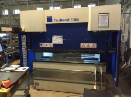 Press brakes TRUMPF TRUBEND 3066 (USED)