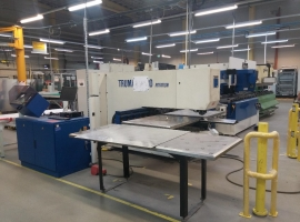 Punch TRUMPF TRUMATIC 120 ROTATION (USED)
