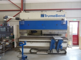 Press brakes TRUMPF TRUMABEND 125/3F (USED)