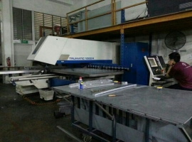 Punch TRUMPF 1000R (USED)