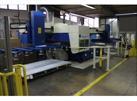 Laser TRUMPF TRULASER - 2030 TRUCOAX 2000 (USED)