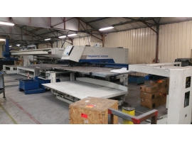 Punch TRUMPF TRUMATIC 5000 R - 1600 FMC (USED)