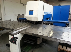 Punch TRUMPF TRUMATIC 200R (USED)