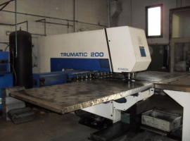 Punch TRUMPF TC 200 (USED)