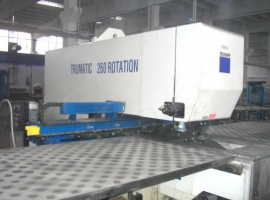 Punch TRUMPF 260 ROTATION (USED)