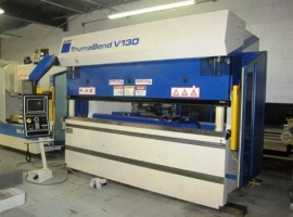 Press brakes TRUMPF TRUMABEND V130 (USED)