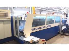 Laser TRUMPF TCL-3050 5KW (USED)