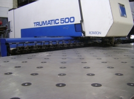 Punch TRUMPF TC500/1300 (USED)