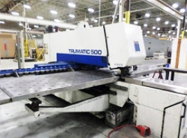 Punch TRUMPF TC500R 1300 (USED)