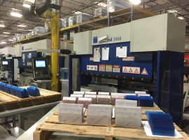 Press brakes TRUMPF C120 (USED)