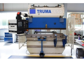 Press brakes TRUMPF TRUMABEND 80/2 DA58H (USED)
