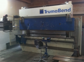 Press brakes TRUMPF TRUMABEND  V125/3 (USED)