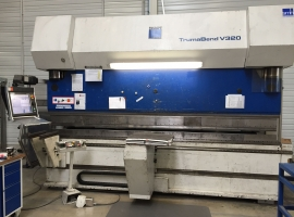 Press brakes TRUMPF V320 (USED)