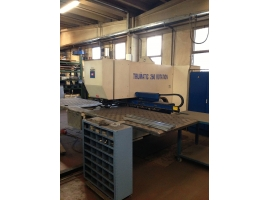 Punch TRUMPF 260 ROTATION TC (USED)