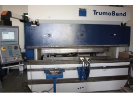 Press brakes TRUMPF TRUMABEND 125/3 (USED)