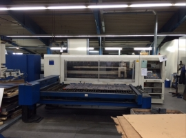 Laser TRUMPF L2530 PLUS 4KW (USED)