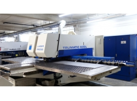 Punch / Laser TRUMPF TC 600 L -1300 - 3 KW (USED)