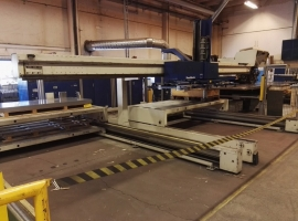 Punch / Laser TRUMPF TRUMATIC 6000 2.7KW (USED)