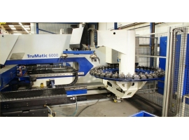 Punch / Laser TRUMPF 6000L 1600 FMC (USED)