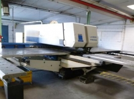 Punch / Laser TRUMPF TRUMATIC 600L-1600 (USED)