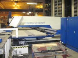 Punch TRUMPF TC5000R-1300 (USED)