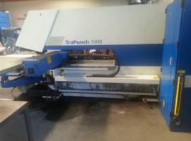 Punch TRUMPF TRUPUNCH 1000 (USED)