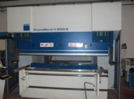 Press brakes TRUMPF TRUMABEND 850SX (USED)