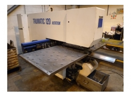 Punch TRUMPF TC 120 ROTATION (USED)