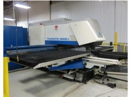 Punch / Laser TRUMPF TC-3000L (USED)