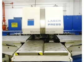 Punch / Laser TRUMPF TRUMATIC 600L (USED)
