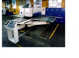 Punch / Laser TRUMPF TC 600L-1300 (USED)