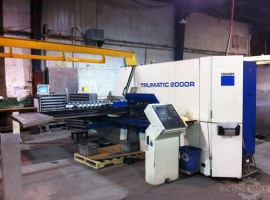 Punch TRUMPF TC2000R (USED)