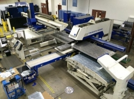 Punch TRUMPF TC5000/1300 (USED)