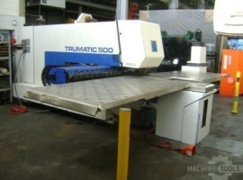 Punch TRUMPF TC500R (USED)
