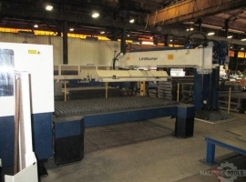Laser TRUMPF TRULASER 3030 WITH LIFTMASTER (USED)