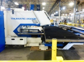 Punch TRUMPF TRUMATIC 2020R (USED)