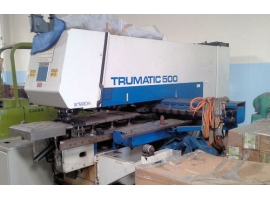 Punch TRUMPF TRUMATIC 500 (USED)