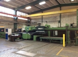 Punch / Laser TRUMPF TRUMATIC 300 (USED)