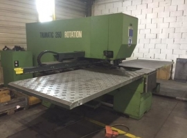 Punch TRUMPF TC 260R / ROTATION (USED)