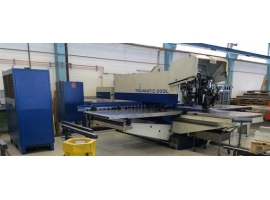 Punch / Laser TRUMPF TC600L-1300 (USED)