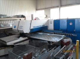 Punch / Laser TRUMPF TC 600 L 1300 (USED)