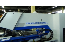 Punch / Laser TRUMPF TC 6000 L - 1300 (USED)