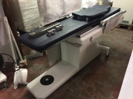Misc TRUMPF CARBON TABLE UROLOGICAL PROCEDURE TABLE (USED)