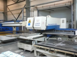 Punch / Laser TRUMPF TC 600L FMC (USED)