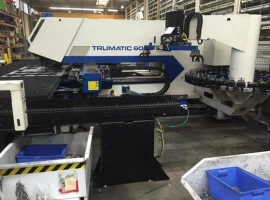 Punch / Laser TRUMPF TC 6000 L / 1600 (USED)