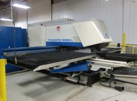 Punch / Laser TRUMPF TRUMATIC 3000L (USED)