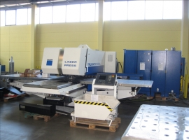 Punch / Laser TRUMPF 9310 2.2KW (USED)